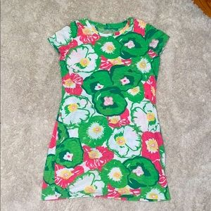 Lilly Pulitzer T-Shirt Dress